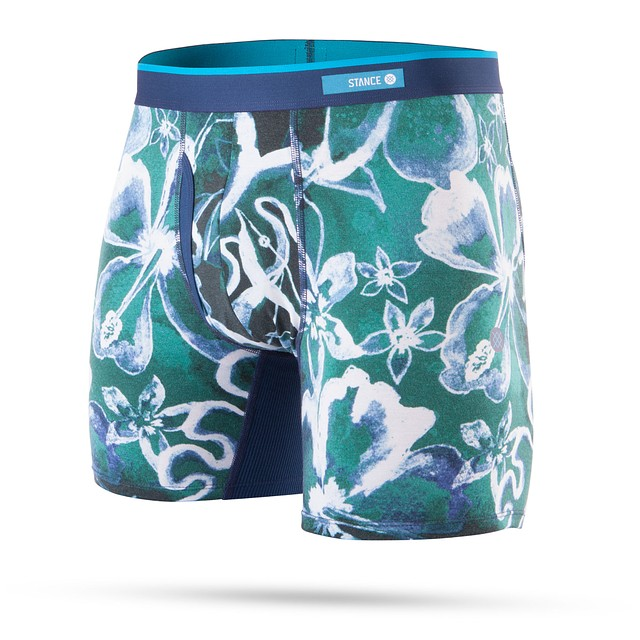 Stance Oxidized Floral Green