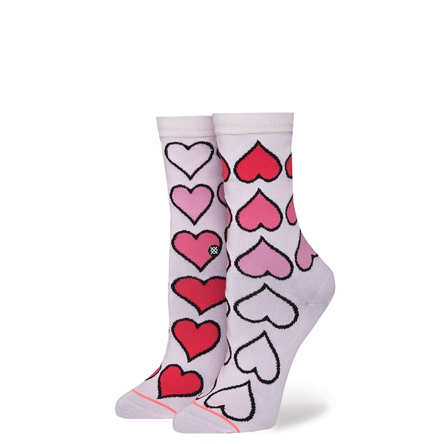 Stance XO Everyday Pink