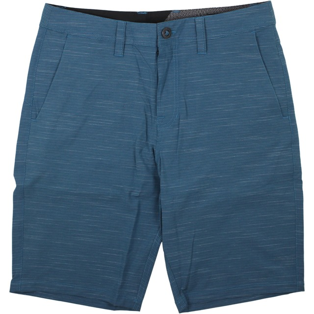 Volcom Surf N' Turf Frickin Slub Flight Blue