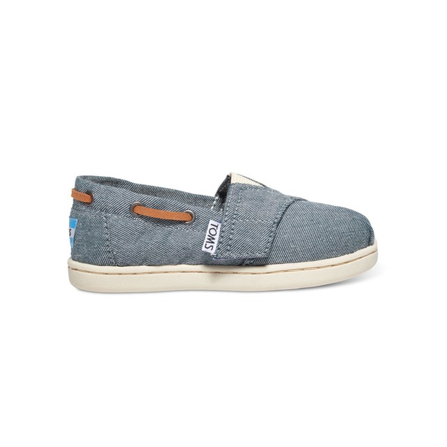 TOMS Tiny Bimini Chambray