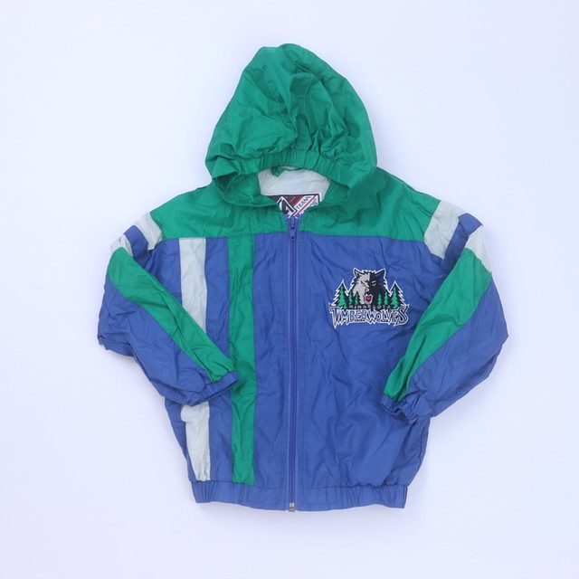 Team Athletics | Timberwolves Jacket3T