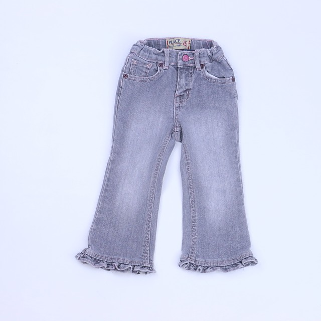 3270afd4df4b3 The Children's Place Gray Jeans 24 Months