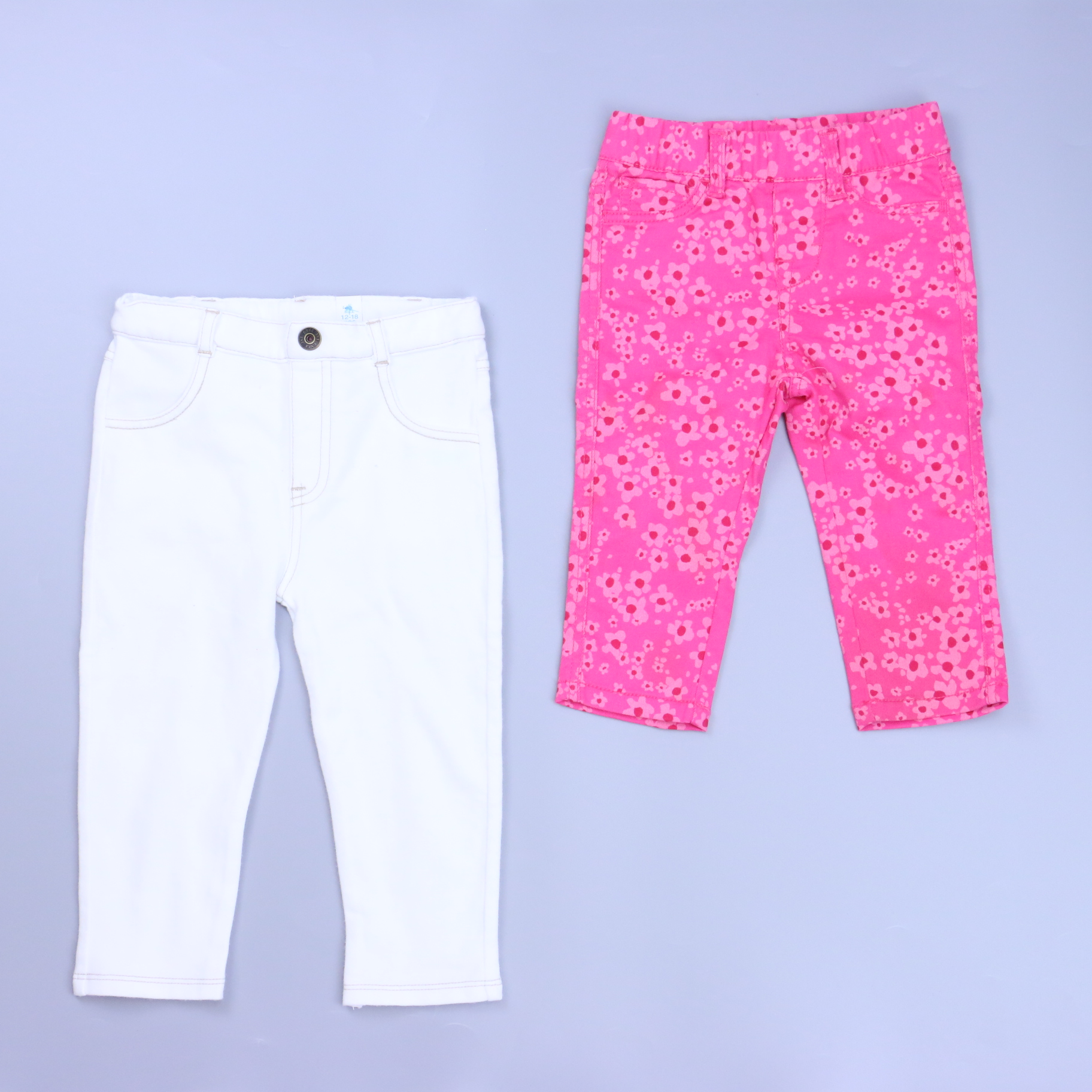 5cf815d6e65ea Set of 2 Jeggings size: 12-18 Months| - The Swoondle Society