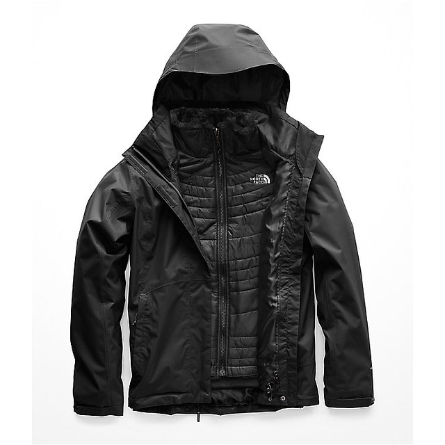 The North Face Mossbud Swirl Triclimate® TNF Black/TNF Black