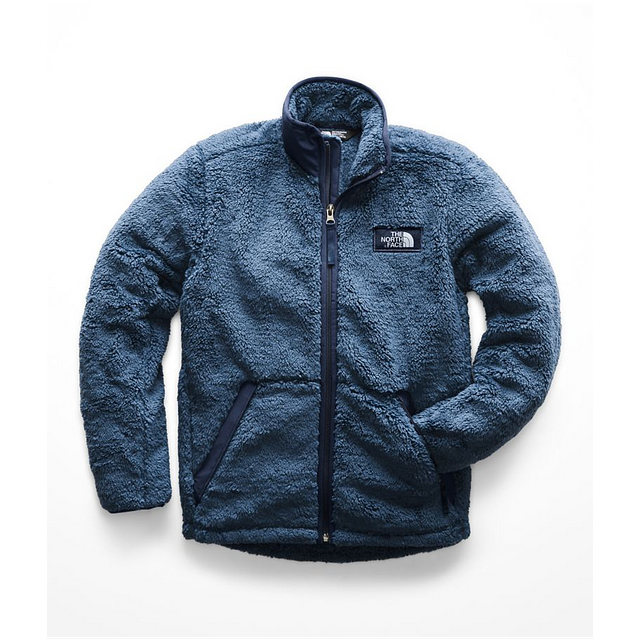 The North Face B Campshire Full Zip Shady Blue