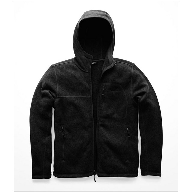 The North Face M Gordon Lyons Hoody TNF Black Heather