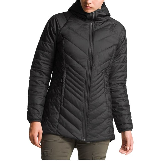 The North Face Mossbud Insulated Reversible Parka TNF Black