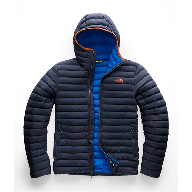 The North Face Stretch Down Jacket Urban Navy / Turkish Sea