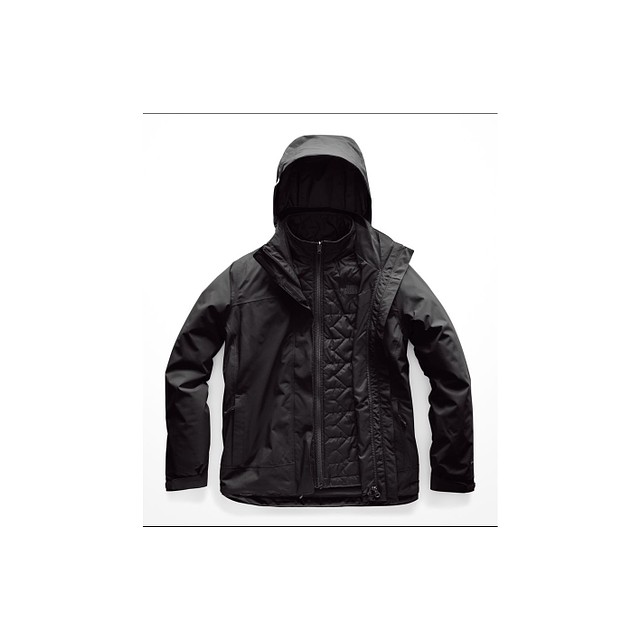 The North Face W Carto Triclimate® TNF Black