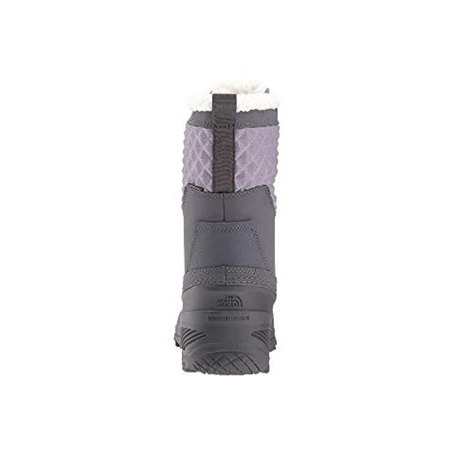Youth Shellista Lace III - Periscope Grey/Purple Sage