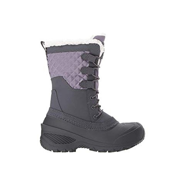 The North Face Youth Shellista Lace III Periscope Grey/Purple Sage