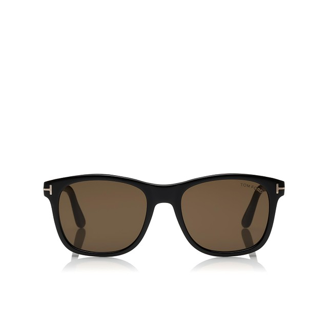 Tom Ford Eric Wayfarer Shiny Black