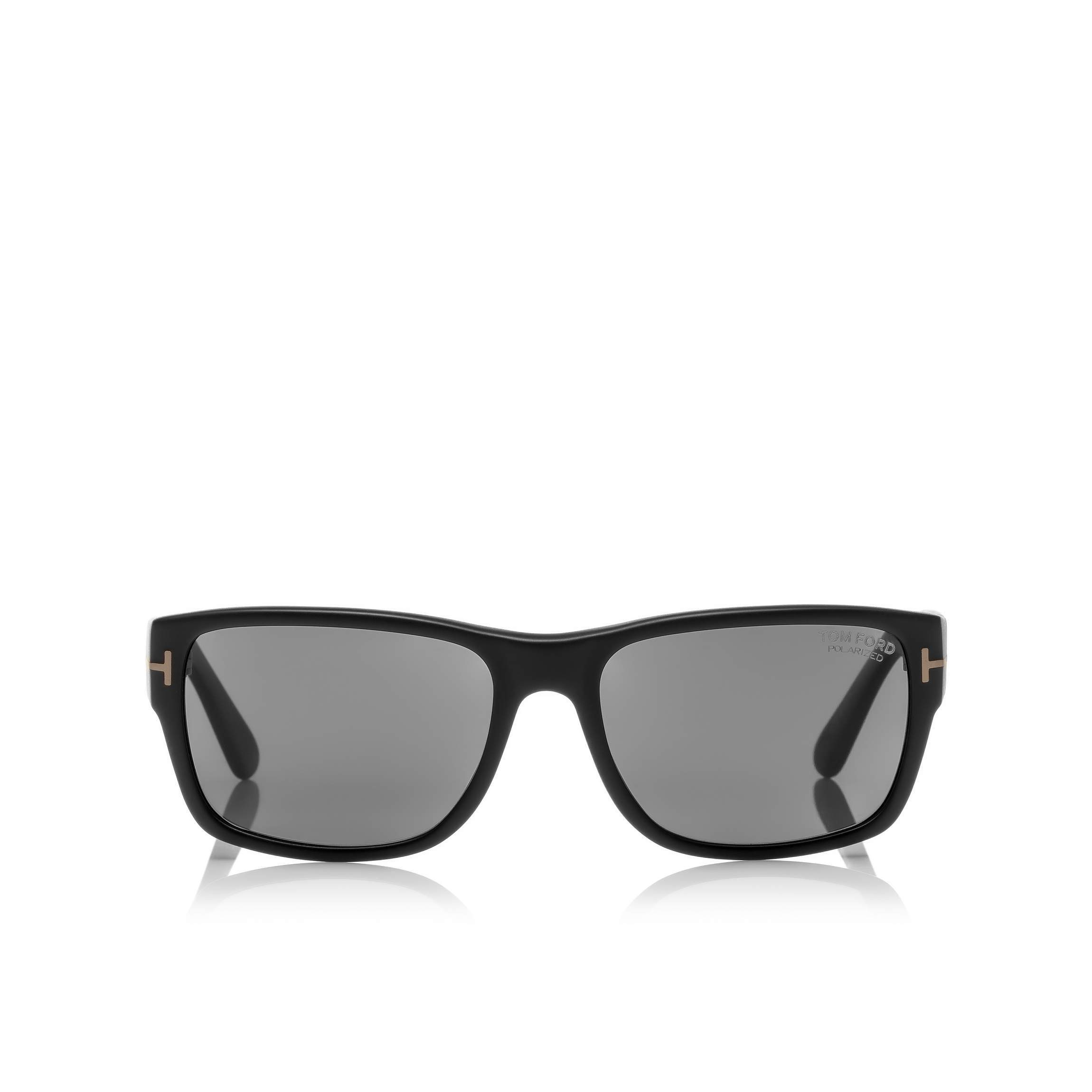 48c67bc5392 Mason - Matte Black  Smoke PolarizedMens - Flying Point Surf