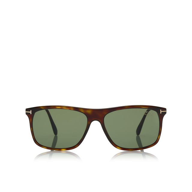 c3609cb7af6 ... Tom Ford Max Polarized Dark Havana