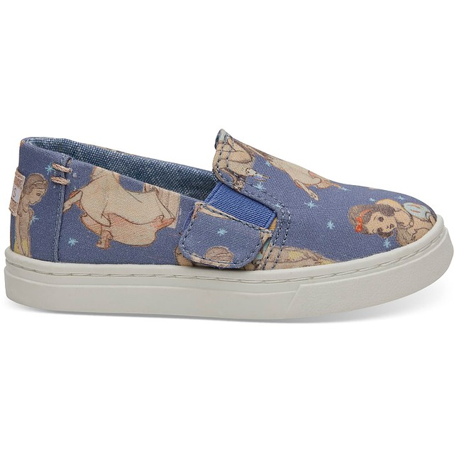 Toms Luca Disney X TOMS Blue Snow White