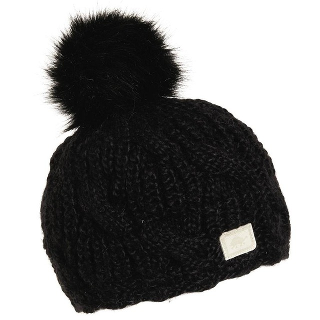 Amelia Merino Wool - Black