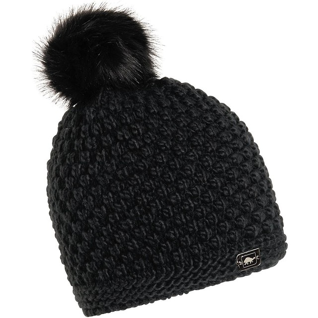 Turtle Fur Snowfall Black