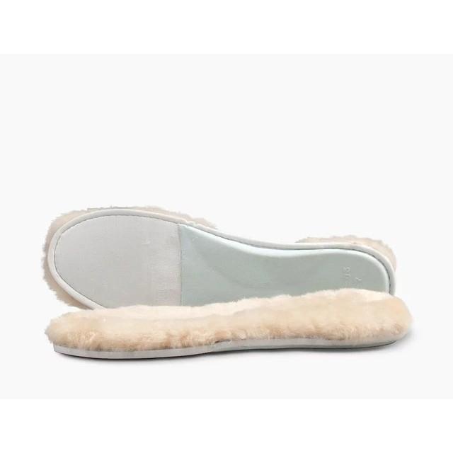 Ugg Womens Sheepskin Insole White