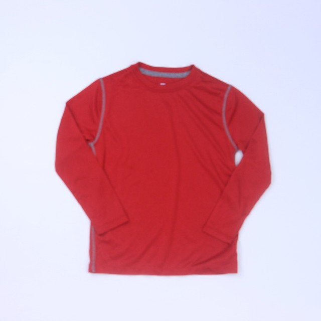 <h1> Athletic Top</h1> <h2>size: S (6-7 Years)</h2>