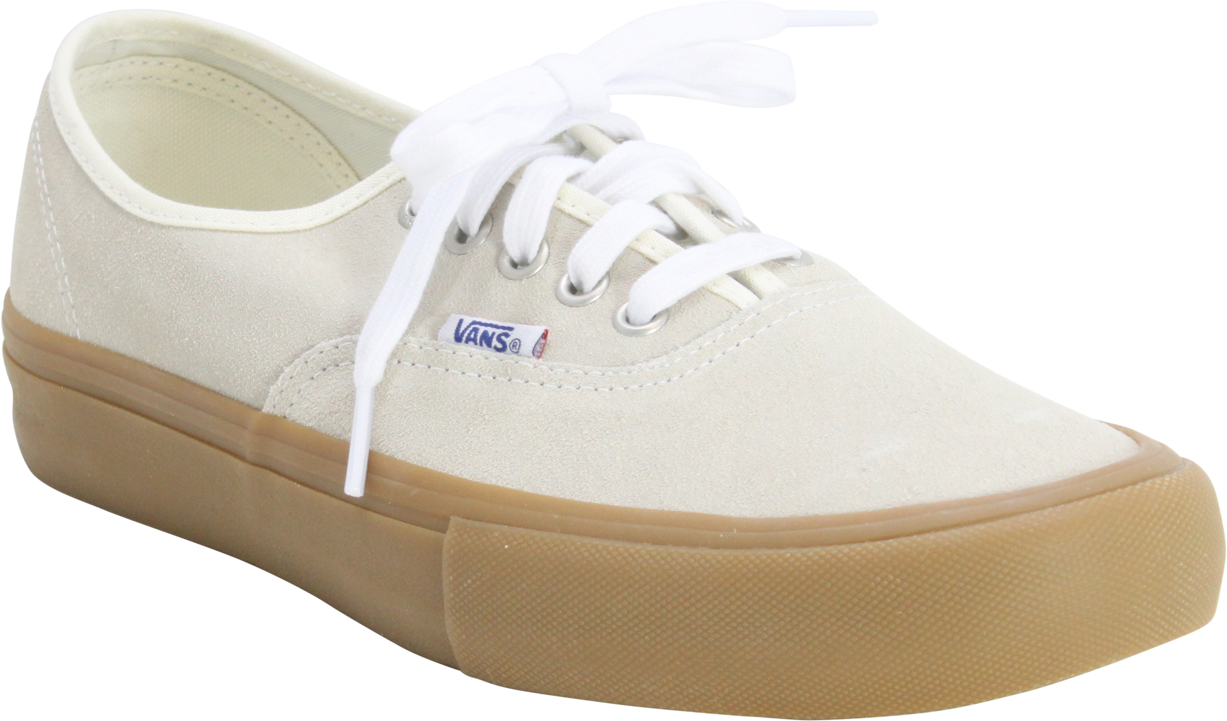 fc9de2d804 Authentic Pro Skate - Classic White  Light GumMens - Flying Point Surf