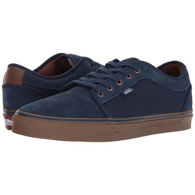 Footwear - Mens - Sneakers - Chukka Low - Rich Navy/Gum - Flying Point Surf