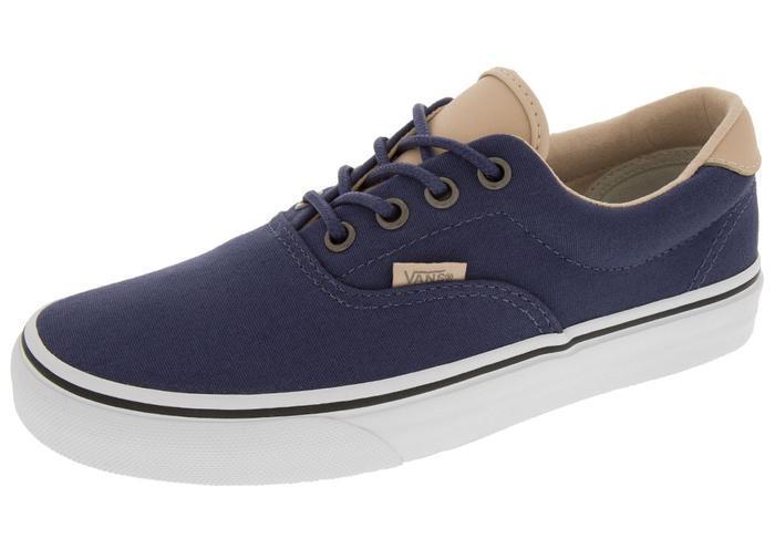 67301a02b34 Era 59 Sneaker - Veggie Tan Crown Blue True White - Flying Point Surf