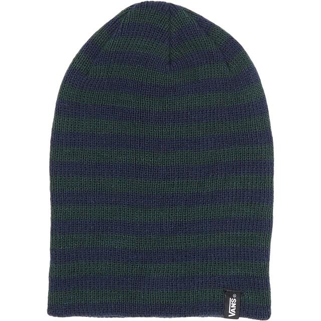 0e68961f7d3 Vans Mens Mismoedig Beanie Hat Dress Blues Green One Size New ...