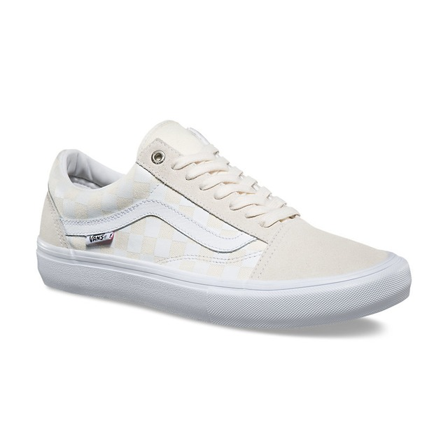 a6fa9874e87d05 Vans Old Skool Pro (Rowan Zorilla)  White