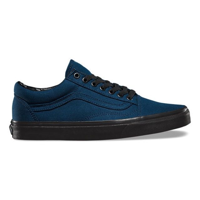 05b7861348  60.00 39.00   p Vans Old Skool Black Gum Dress Blues br ...