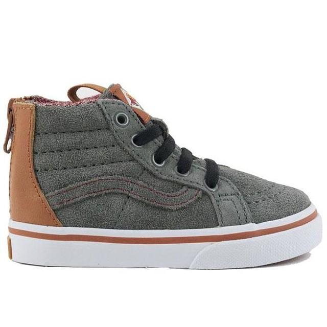 dbbf96cee98c ... Vans Sk8-Hi MTE Sneaker Castor Grey