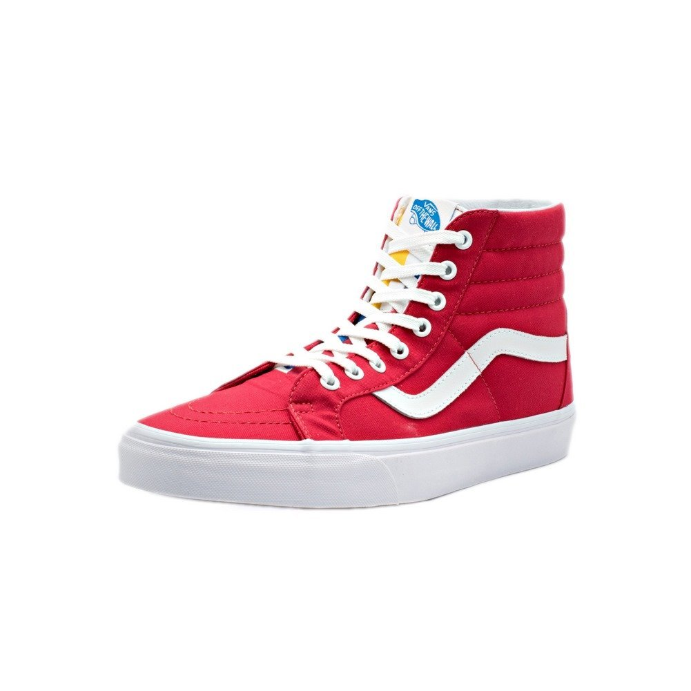 8261bb6ca629 Sk8-Hi Reissue - (1966) Red BlueMens - Flying Point Surf