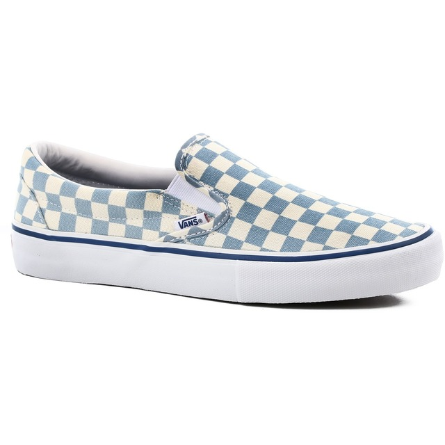 e366d2a9d5278f Slip-On Pro - Checkerboard MarshmallowMens - Flying Point Surf