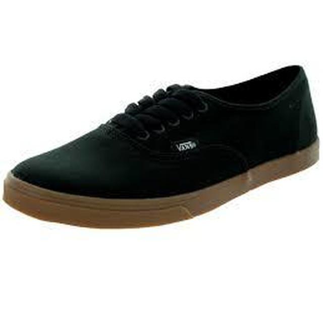 99e5e2d1f822f2  55.00   p Vans W Authentic Lo Pro (Gumsole) Black br ...