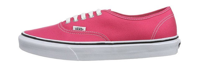 6501dfbbc0 Vans Womens Authentic Sneakers Rouge Red True White 5.5 New ...