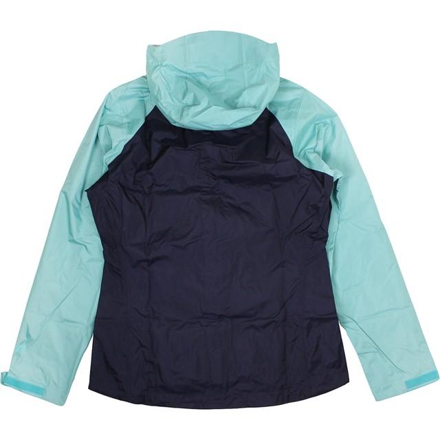 Patagonia W's Torrentshell Navy Blue w/ Strait Blue