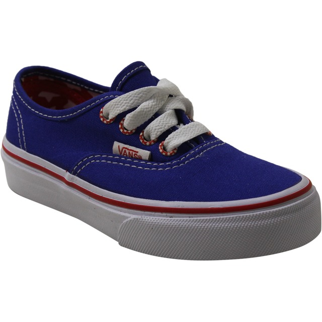 1935659a92 ... Vans Youth Authentic (Star Eyelet) Surf The Web