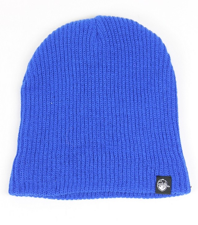 4a9073c315d Neff Youth Fold Daily Beanie Blue One Size New 888259612003