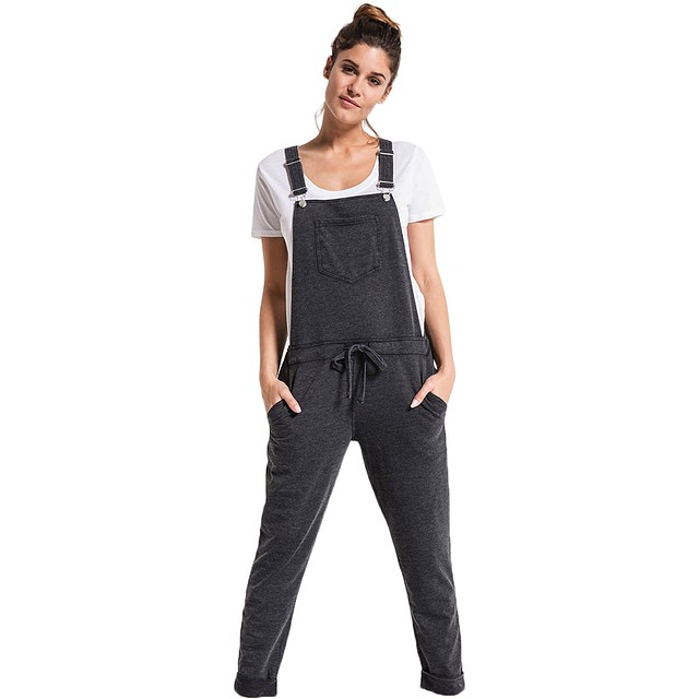 Z Supply The Overalls Black