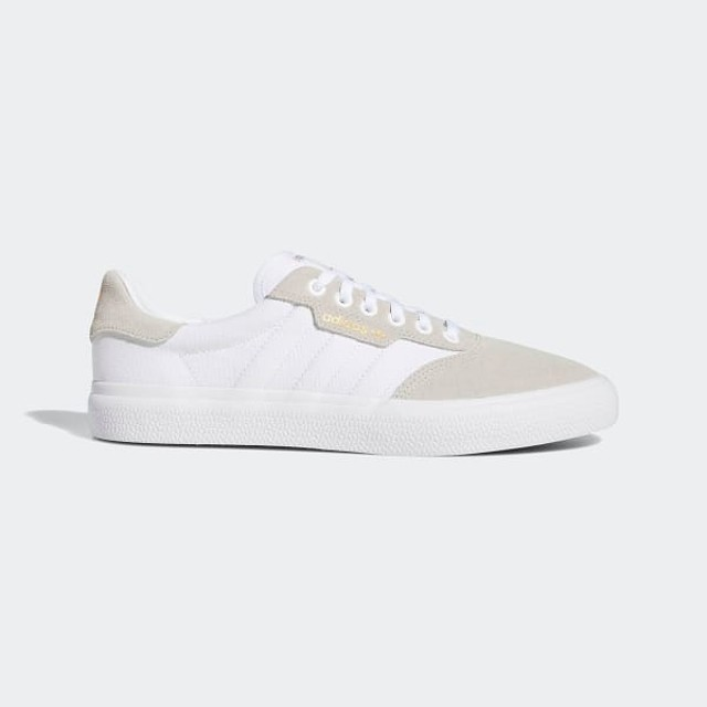 f42fe0c36a7 $56; <p>adidas 3MC Vulc Cloud White / Crystal White / Gold Metallic<br