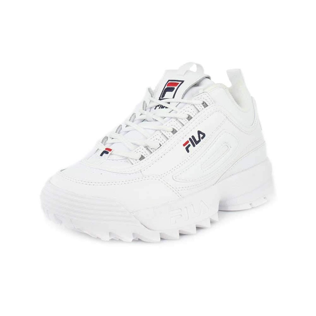 Disruptor Ii Premium White Navy RedWomen FashiON7