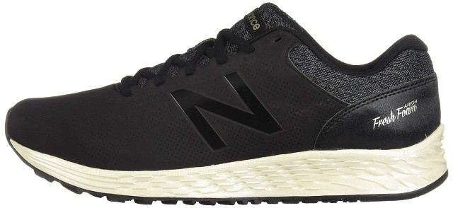 New Balance Women/'s Arishi v1 Luxe Fresh Foam Running Shoes WARISPB1